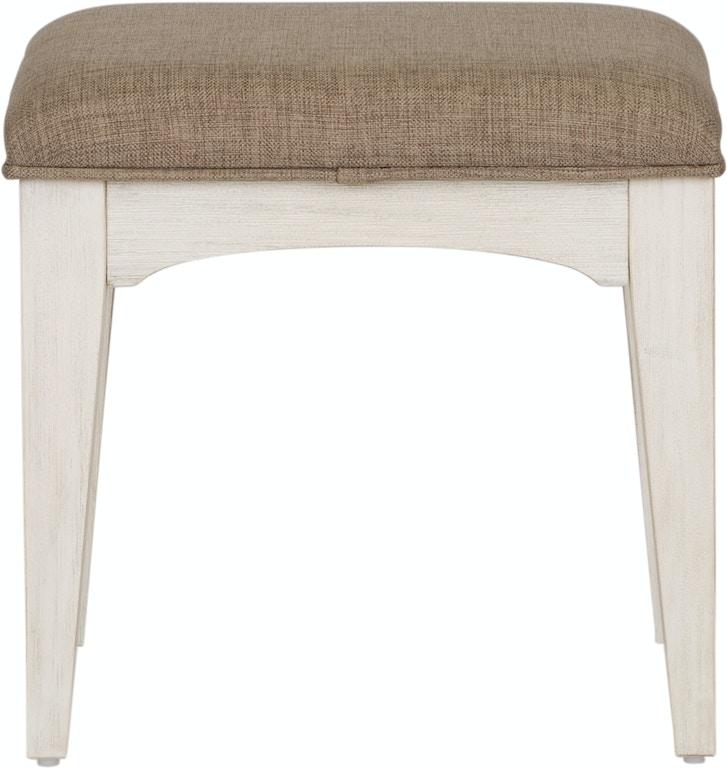 Liberty Furniture Bedroom Vanity Stool 249-BR48 - Capital ...