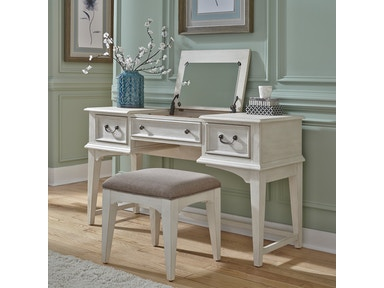 Liberty Furniture Bedroom Vanity Sets - Good\'s Furniture ...