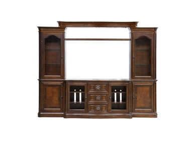 Liberty Furniture Entertainment Center with Piers 259-ENTW-ECP