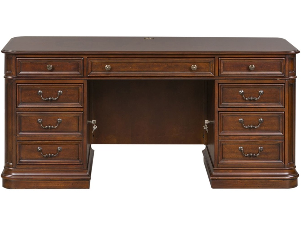 Home Office Sets Painted Office 5 Piece: Liberty Furniture Home Office 5 Piece Jr Executive Set
