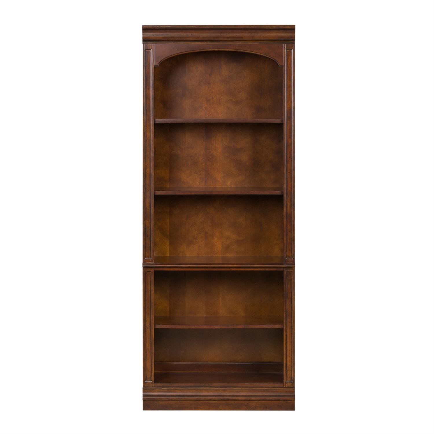 Liberty Furniture Home Office Jr Executive Open Bookcase