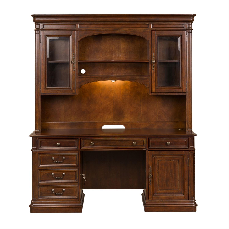 Liberty Furniture Home Office Jr Executive Credenza Top 683720 At  FurnitureLand