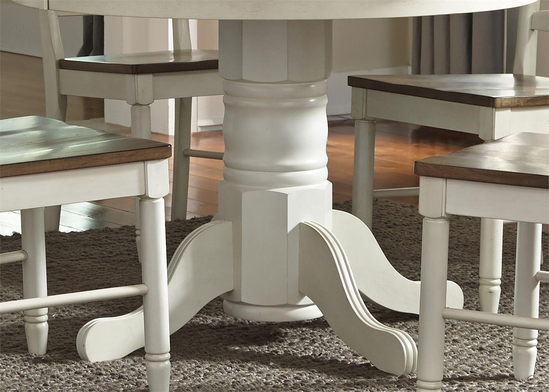Liberty Furniture Pedestal Table Base 278 P4260