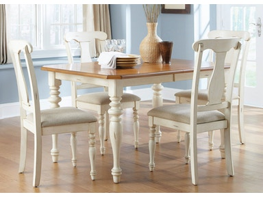 Liberty Furniture 5 Piece Rectangular Table Set 303-CD-5RLS