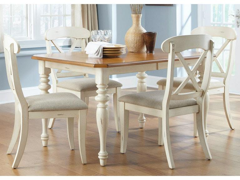 Liberty Furniture Opt 5 Piece Rectangular Table Set 303 CD O5RLS