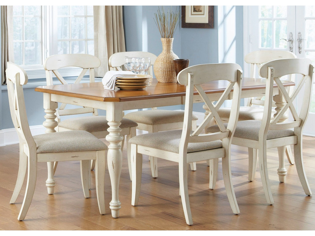 Homestead Collection Su Dining Room Opt 7 Piece