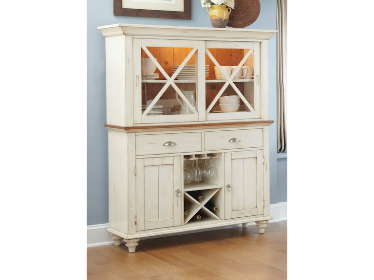 Liberty Furniture Hutch 303 CH4866FABRICS FINISHES PIECES SHOWN IN PHOTOGRAPHY MAY NOT