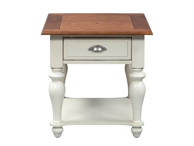 Liberty Furniture Rectangular End Table 538687