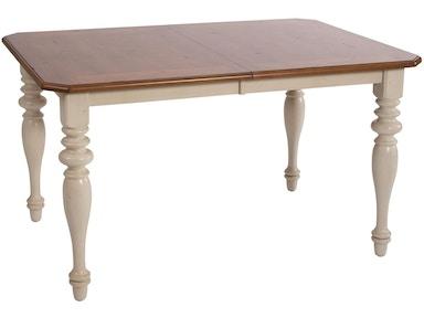 303 T3872 Rectangular Leg Table