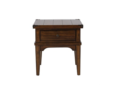 Liberty Furniture End Table 316-OT1020