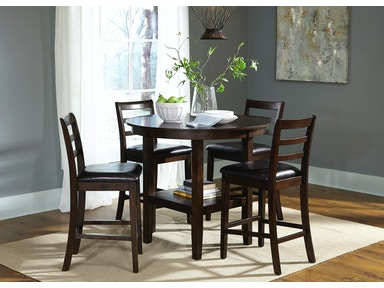 Liberty Furniture 5 Piece Pub Table Set 32-CD-5PUB