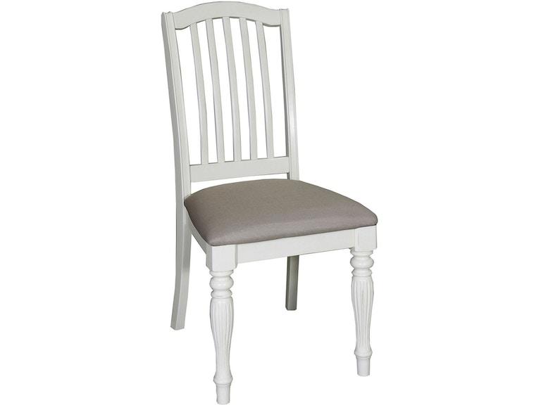 Liberty Furniture Cumberland Creek Dining Slat Back Side Chair RTA