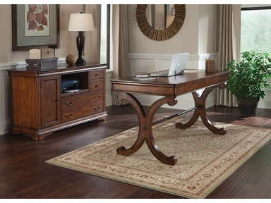 Liberty Furniture Complete Desk 378-HO-CDS