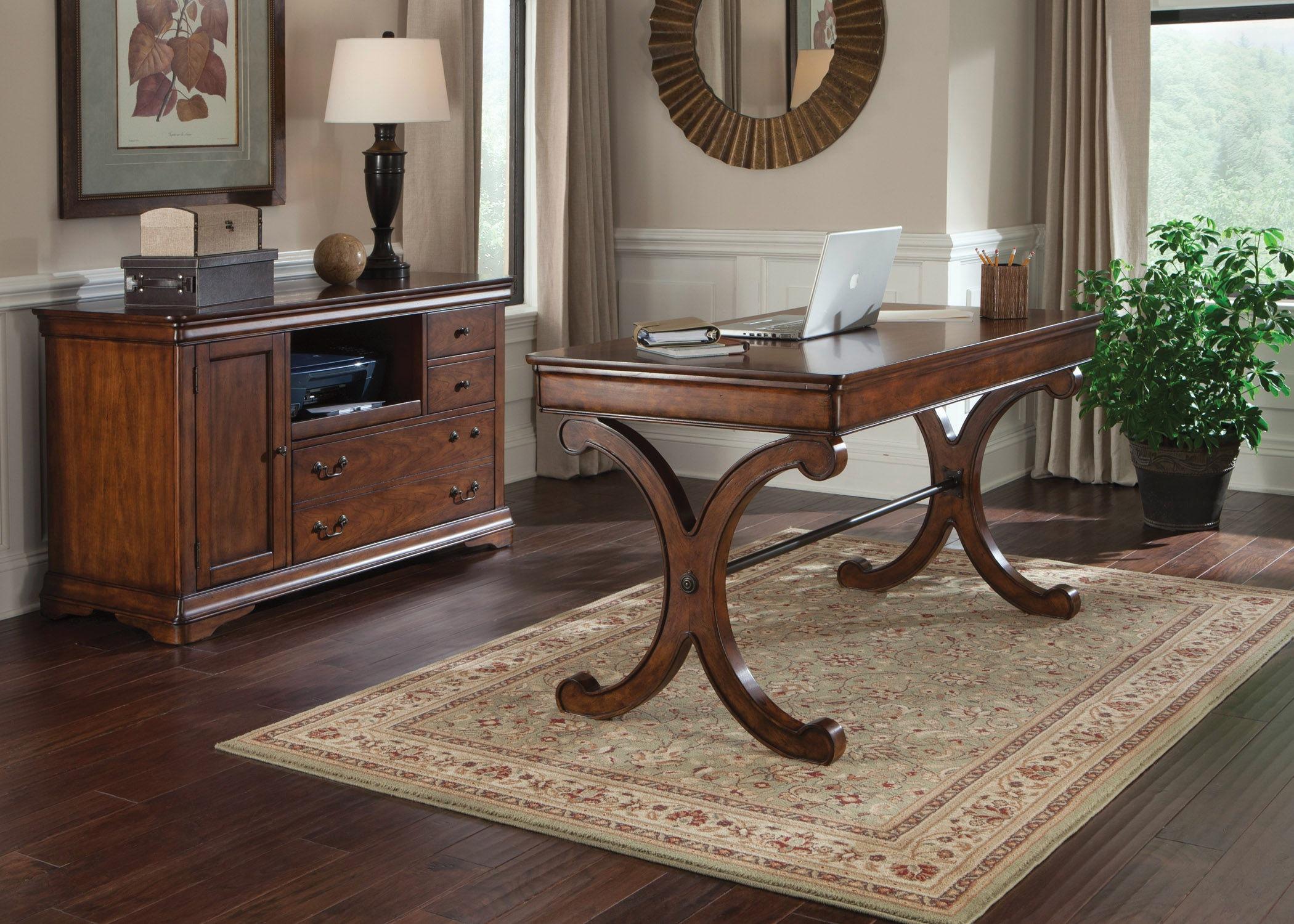 Liberty Furniture Complete Desk 378 HO CDS