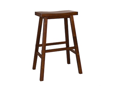 Liberty Furniture 30 Inch Sawhorse Barstool - Tobacco (RTA) 38-B1830
