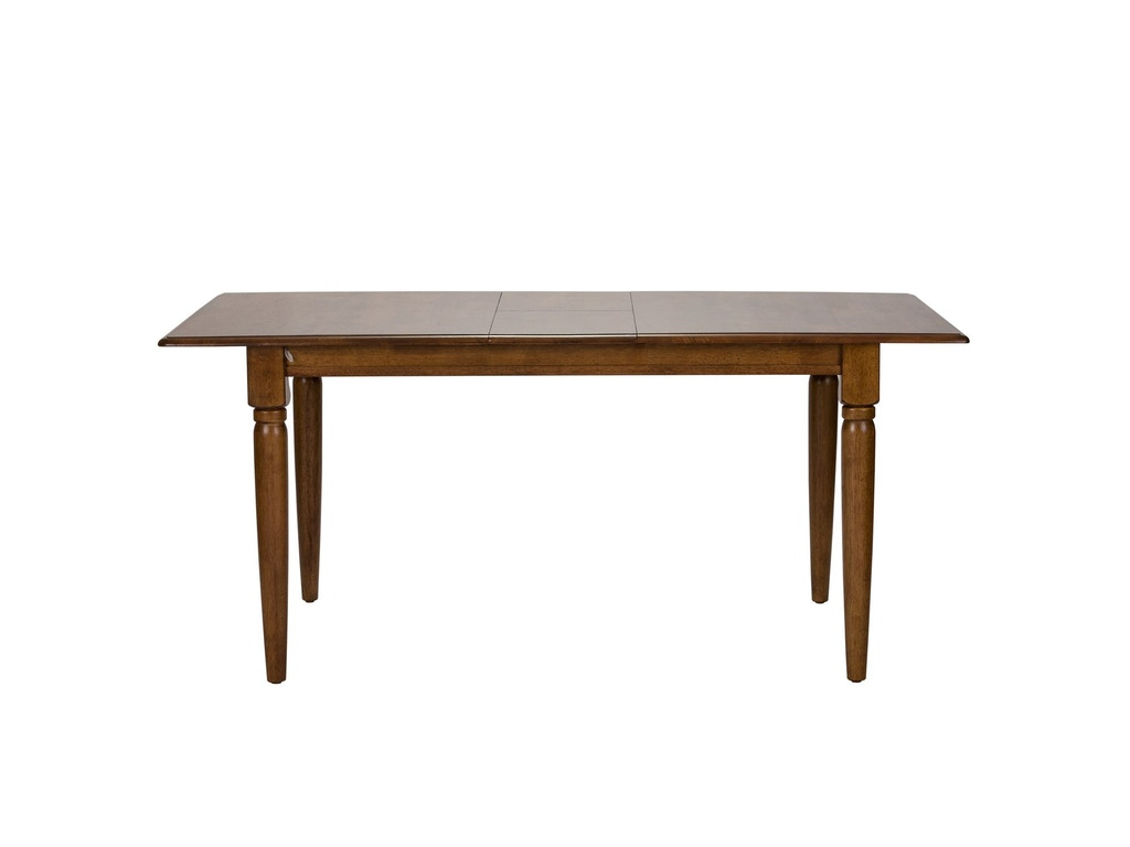 Liberty Furniture Dining Room Butterfly Leaf Table Tobacco 38 T300 Pittsfield Furniture Co
