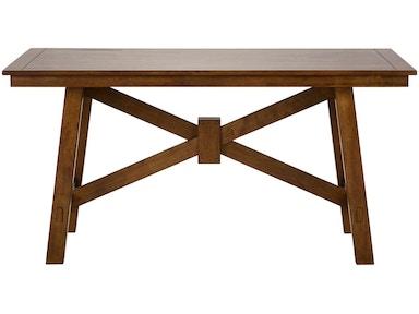 38 T3260 Rectangular Leg Table