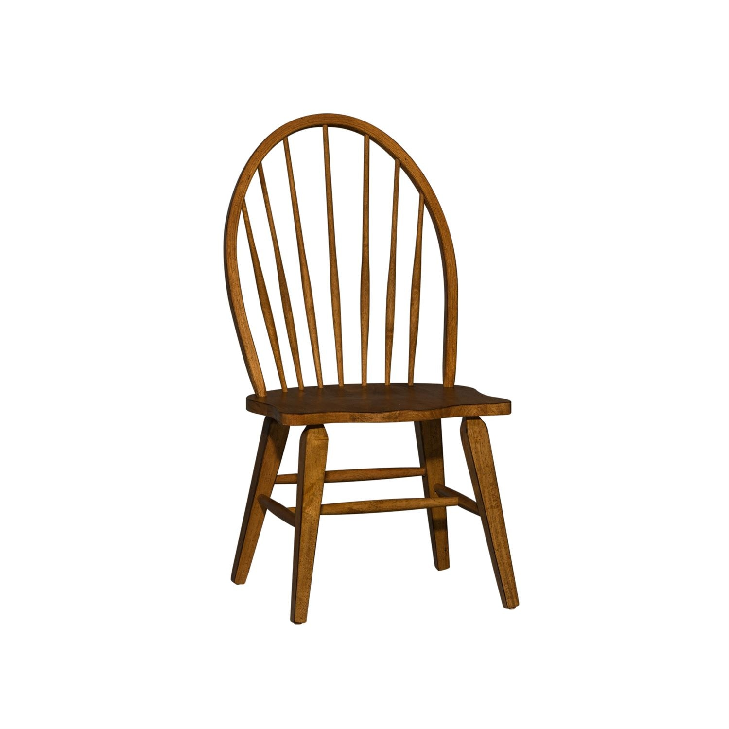 Liberty Furniture Windsor Back Side Chair 382 C1000S