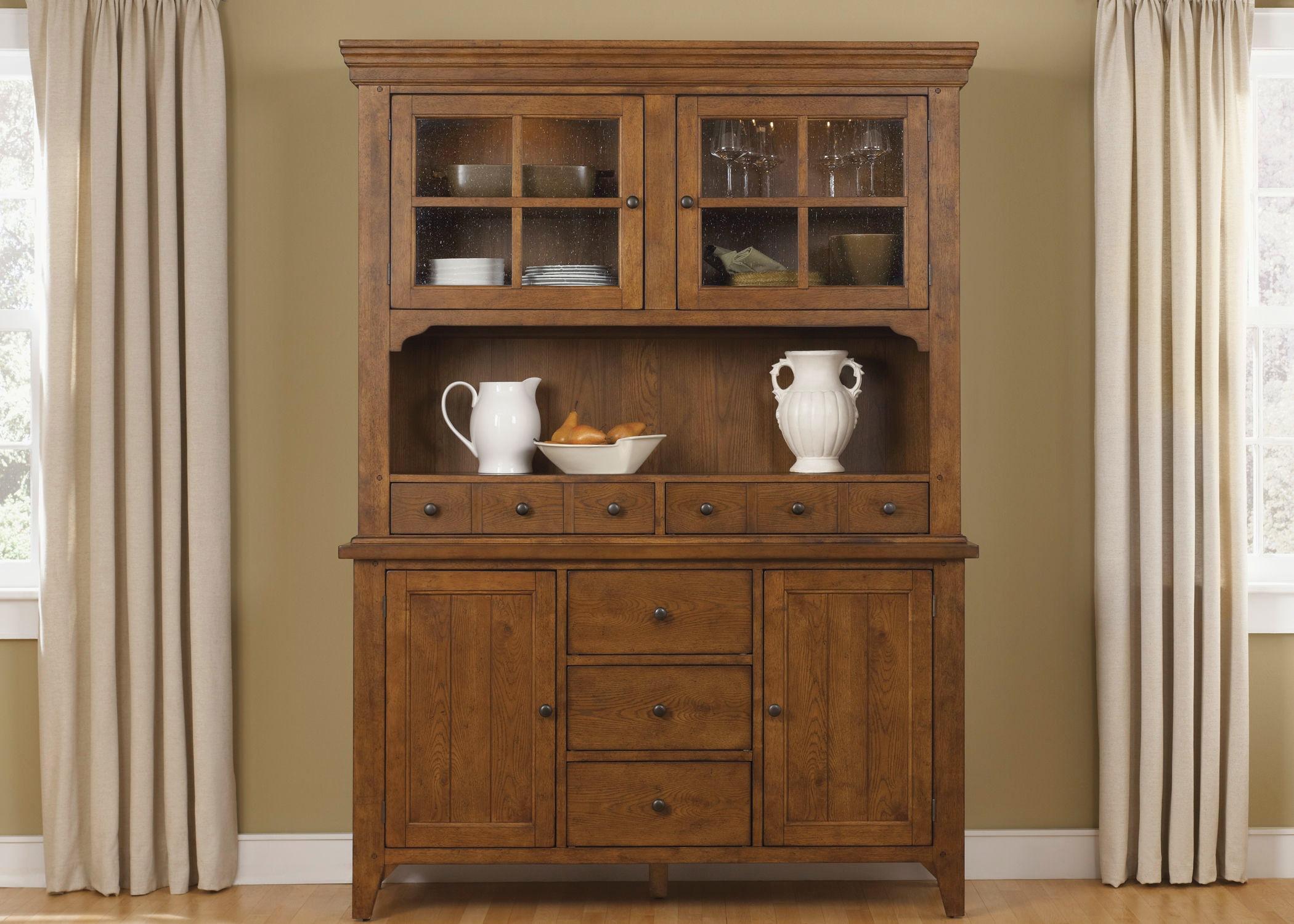 Liberty Furniture Buffet 382 CB6183