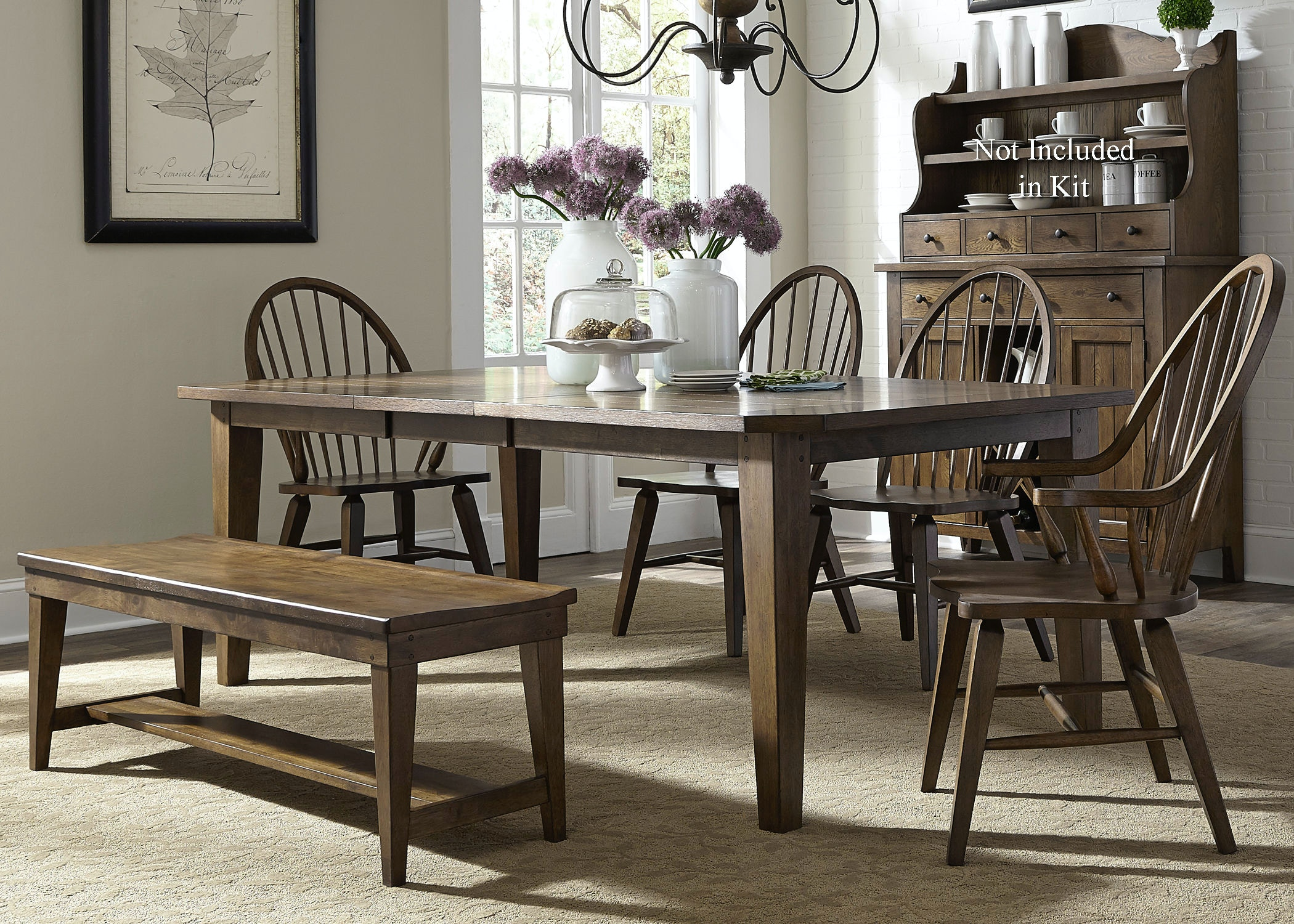 Dining Room Chairs Vancouver Wa Liberty Furniture 6 Piece Rectangular Table Set 382 Dr