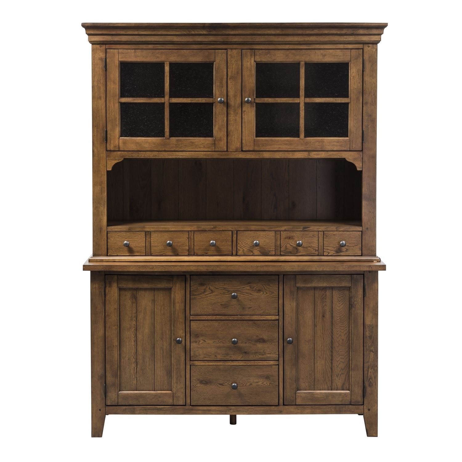 Frazier and Son Furniture & Liberty Furniture Dining Room Hutch and Buffet - Frazier and ...