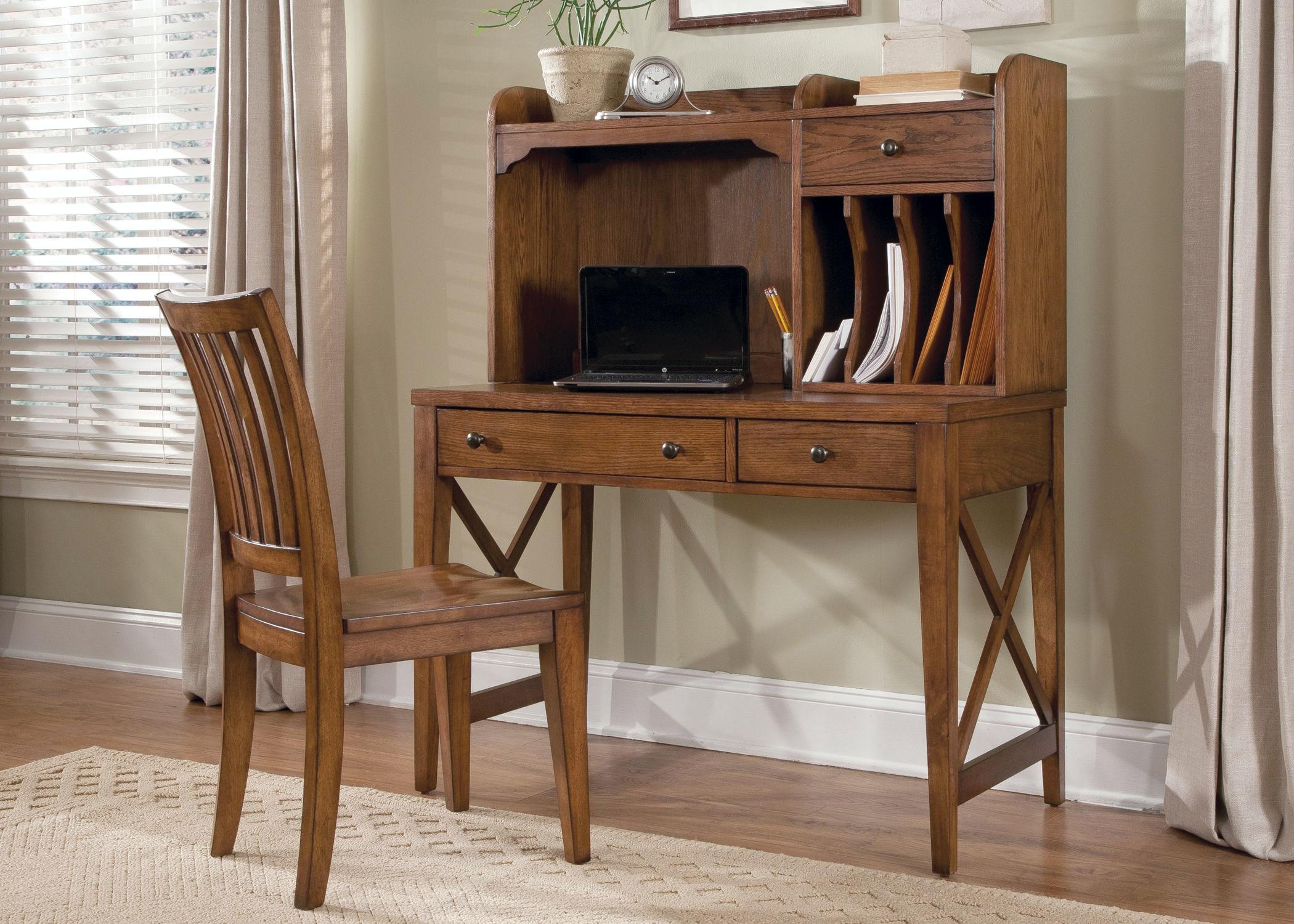 Gentil Liberty Furniture Desk 382 HO DSK