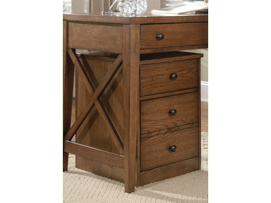 Liberty Furniture Mobile File Cabinet 609919
