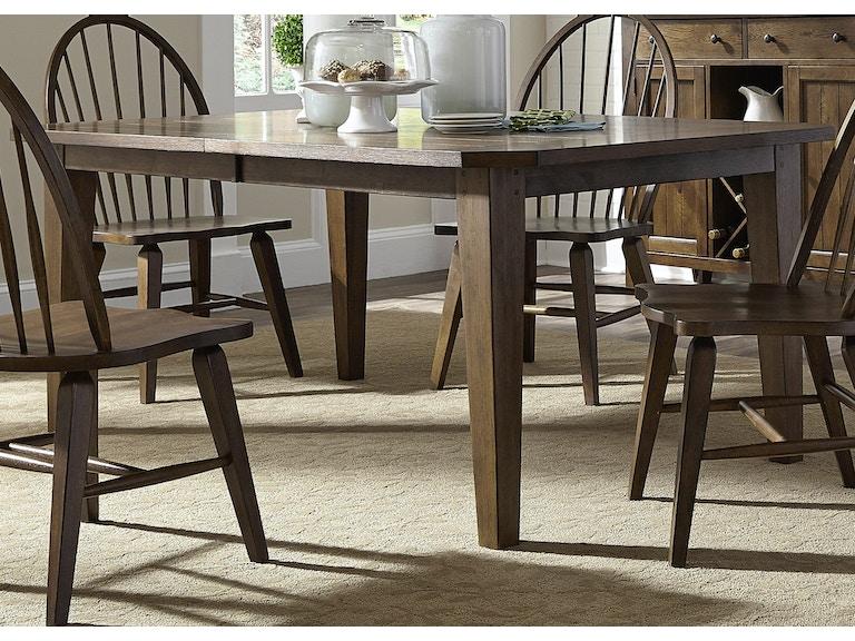 Liberty Furniture Rectangular Leg Table 382 T4408