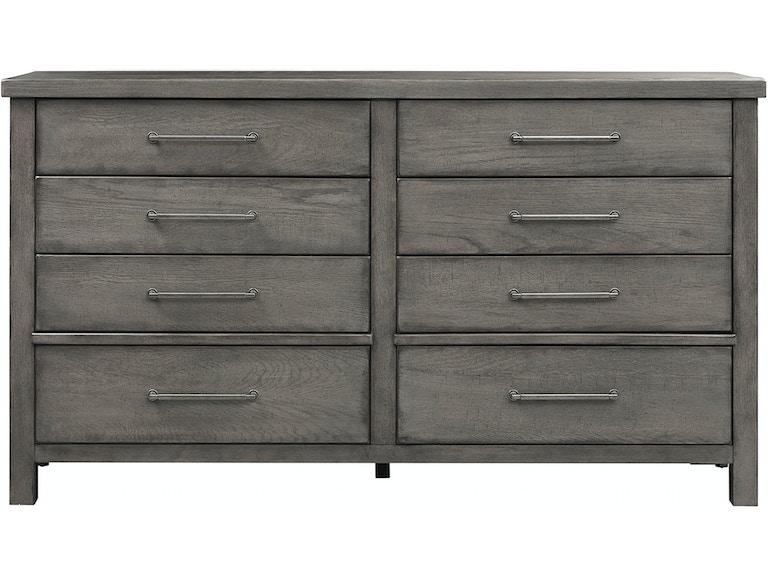 Liberty Furniture Bedroom 8 Drawer Dresser 406 Br31 Brownlee S Furniture Lawrenceville Ga