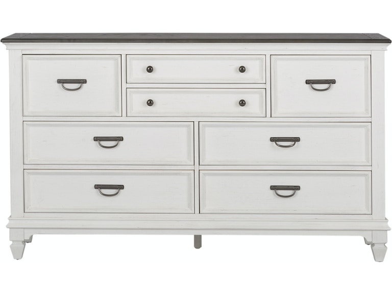 Liberty Furniture Bedroom 8 Drawer Dresser 417 Br31 Stacy Furniture Grapevine Allen And