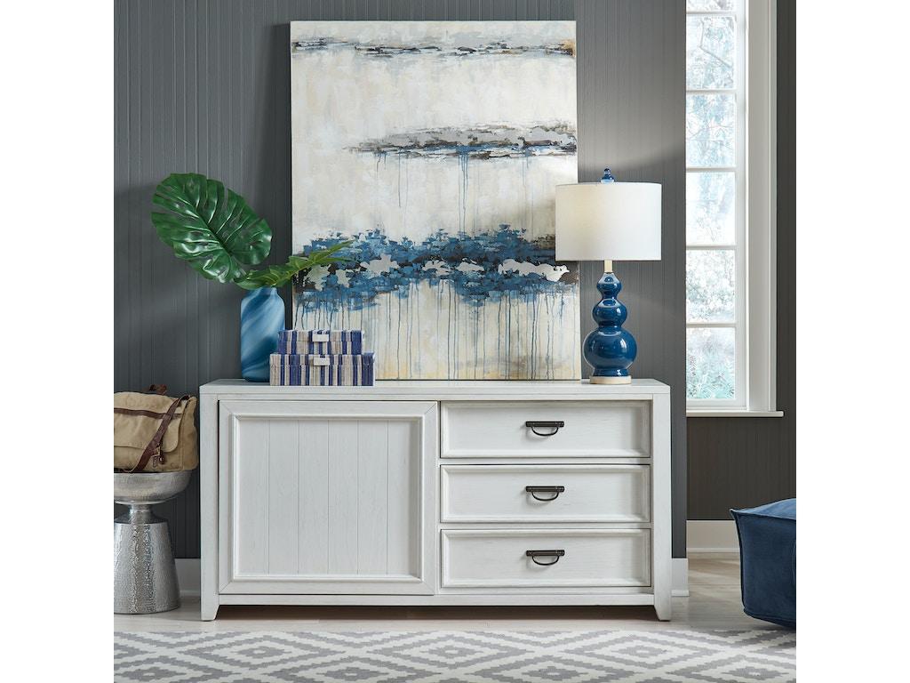 Liberty Furniture Bedroom Sliding Door Dresser 417 Br36 Dow Furniture Waldoboro Me