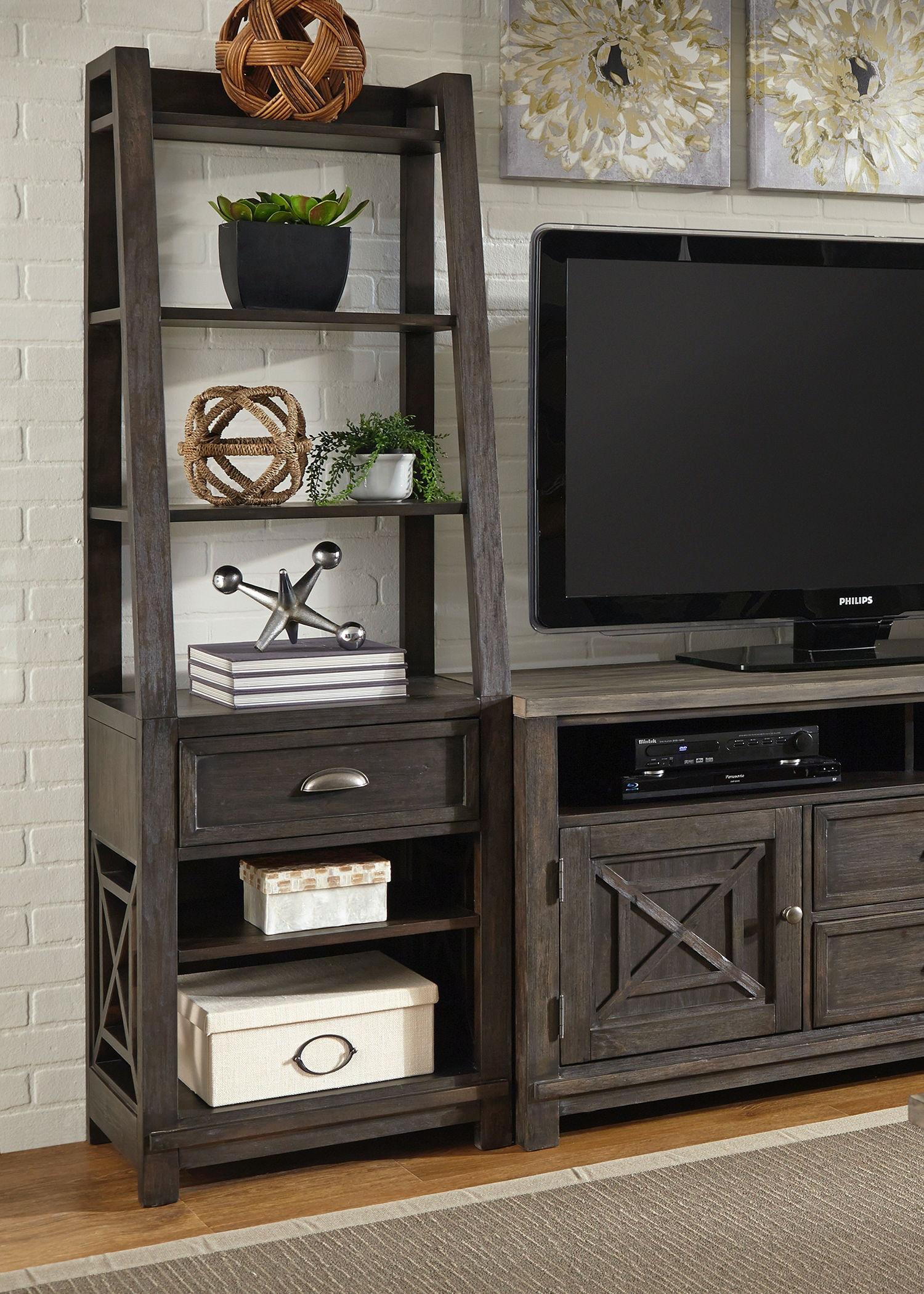 Liberty Furniture Home Entertainment Pier Unit 422 EP00 At Bennington  Furniture