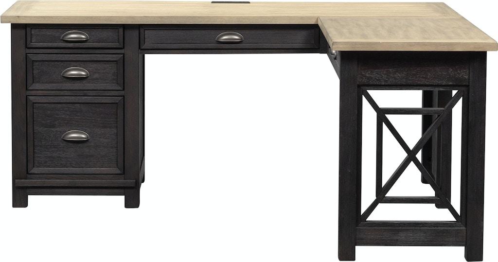 l writing desk base