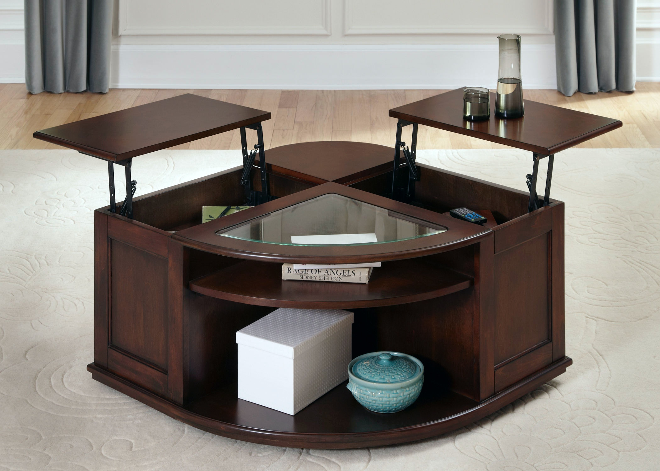 Liberty Furniture Cocktail Table 424 OT1010