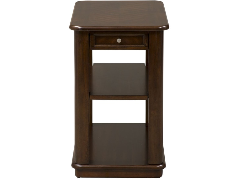 Liberty Furniture Living Room Chair Side Table 424-OT1021 - Blockers ...