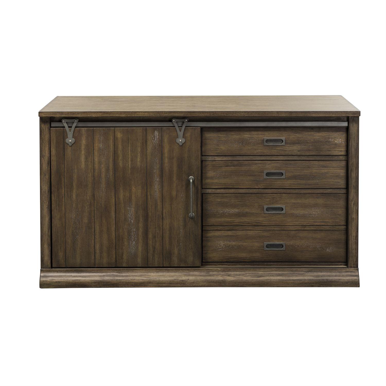 Liberty Furniture Computer Credenza 466 HO120
