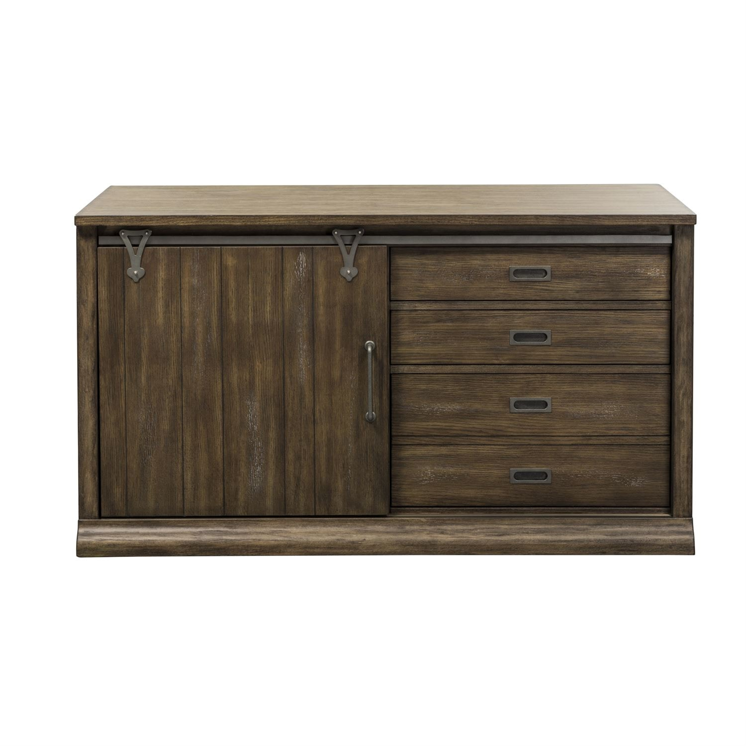 Liberty Furniture Computer Credenza 466 HO120