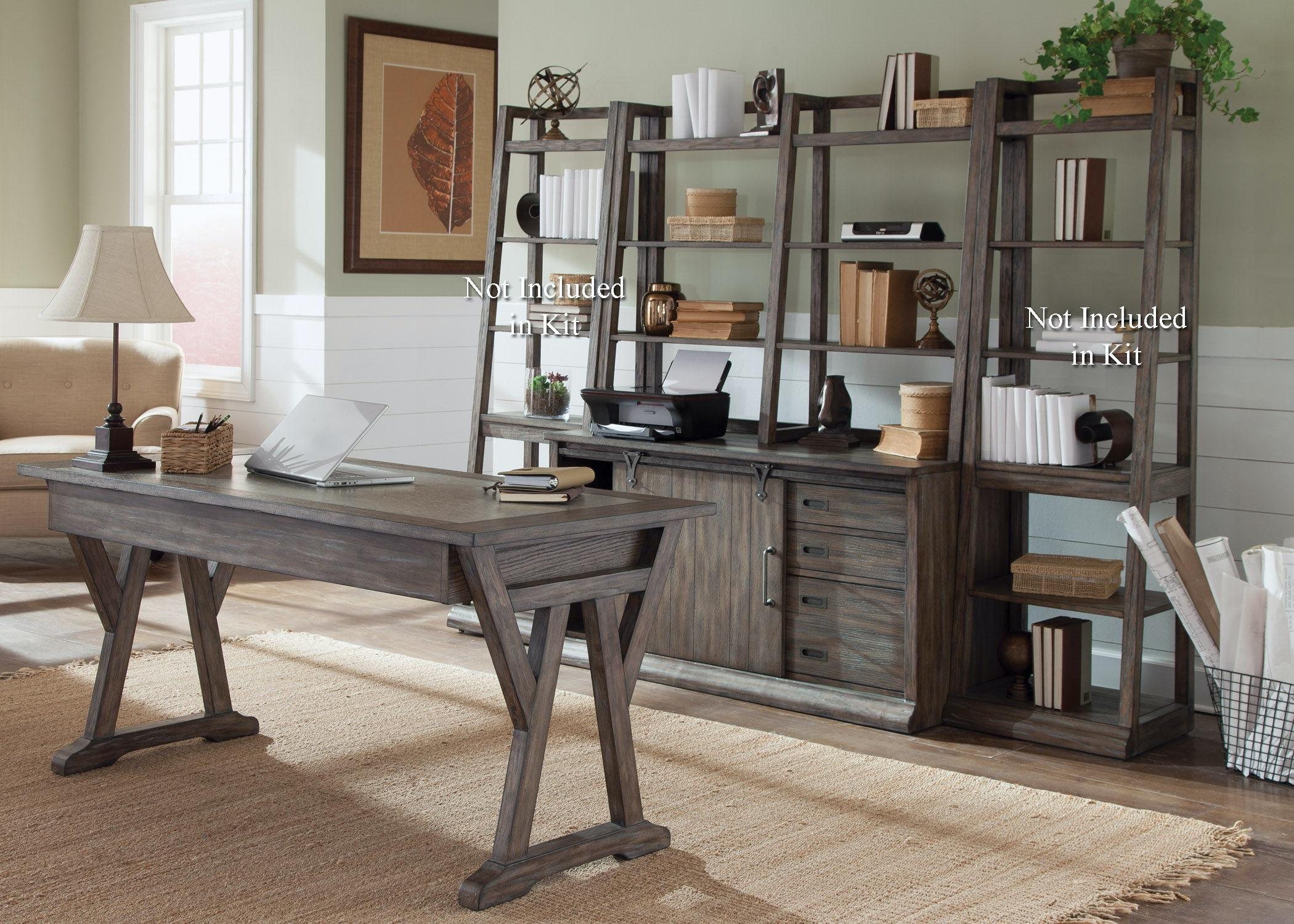 cds furniture. Liberty Furniture Complete Desk 466-HOJ-CDS Cds
