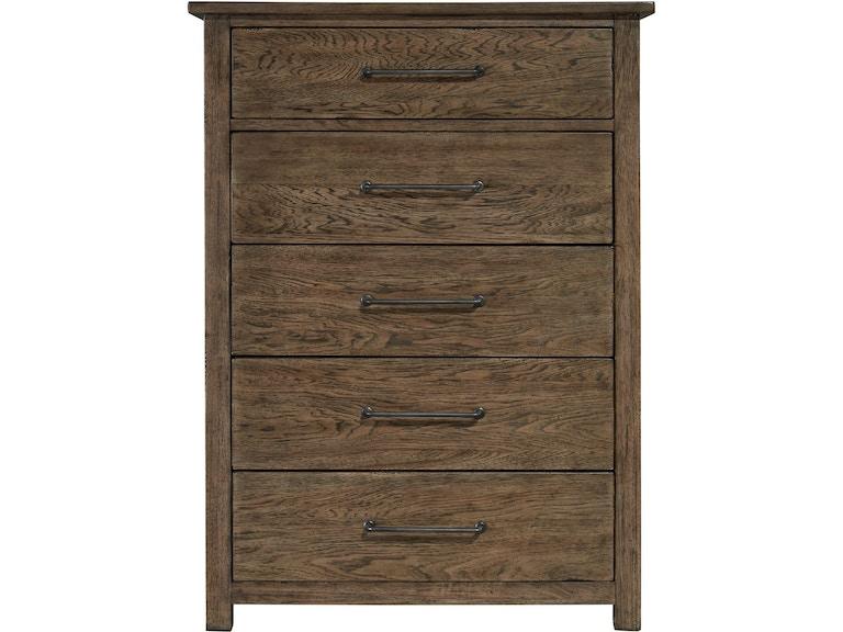 . Liberty Furniture Bedroom 5 Drawer Chest 473 BR41   Seaside