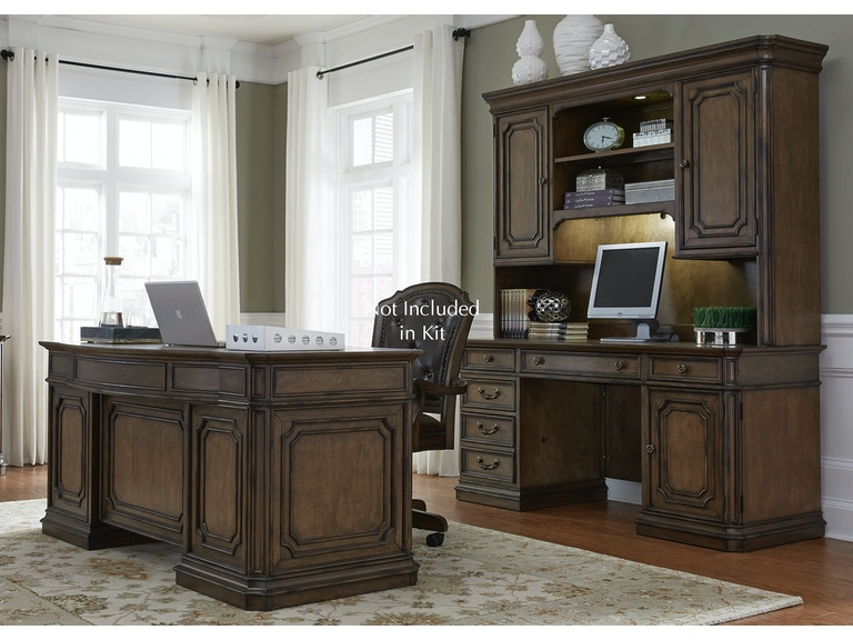 Liberty Furniture Home Office 5 Piece Jr Executive Set
