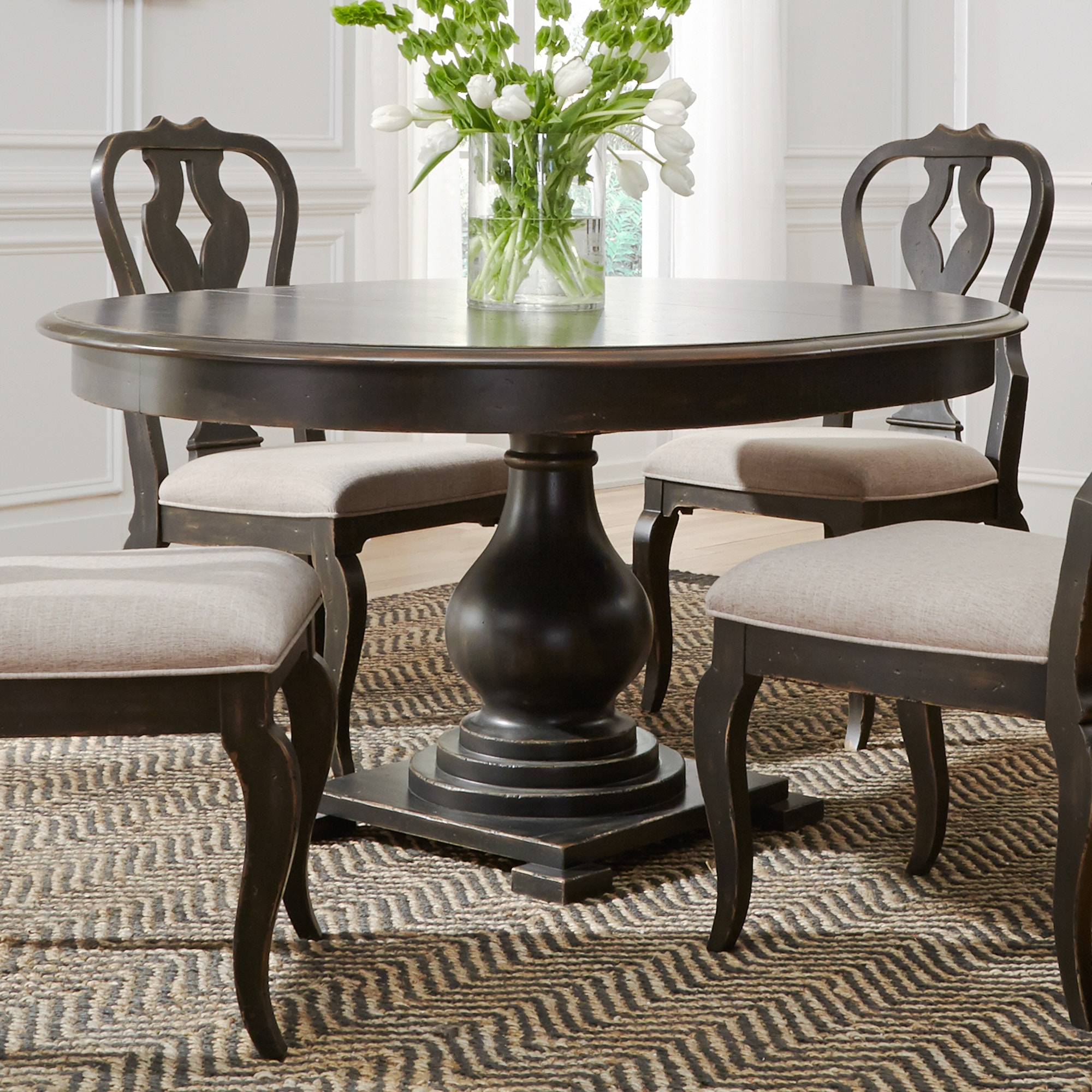 Round Dining Room Table Sets Cheap