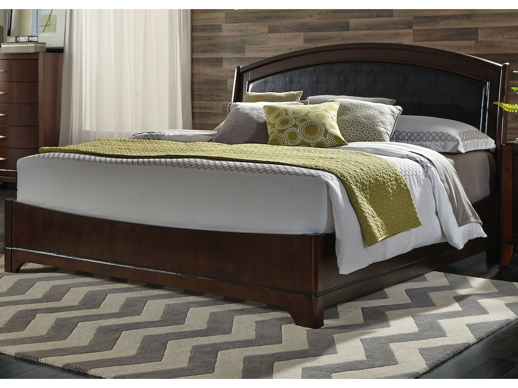 Homestead Collection Su Bedroom King Leather Bed 505 Br Klb Sofas Unlimited Mechanicsburg