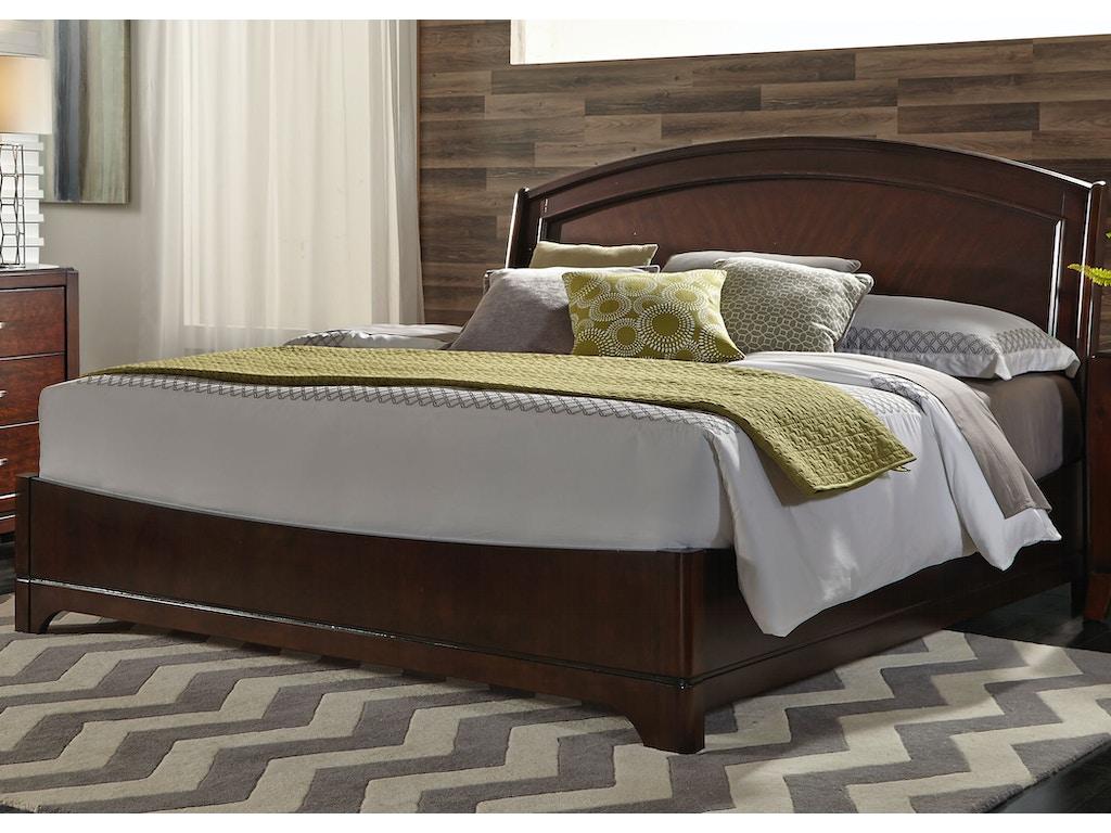 Liberty Furniture Bedroom Queen Platform Bed 505 Br Qpl Bennington Furniture Bennington Vt
