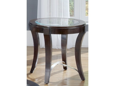 Liberty Furniture Oval End Table 613543