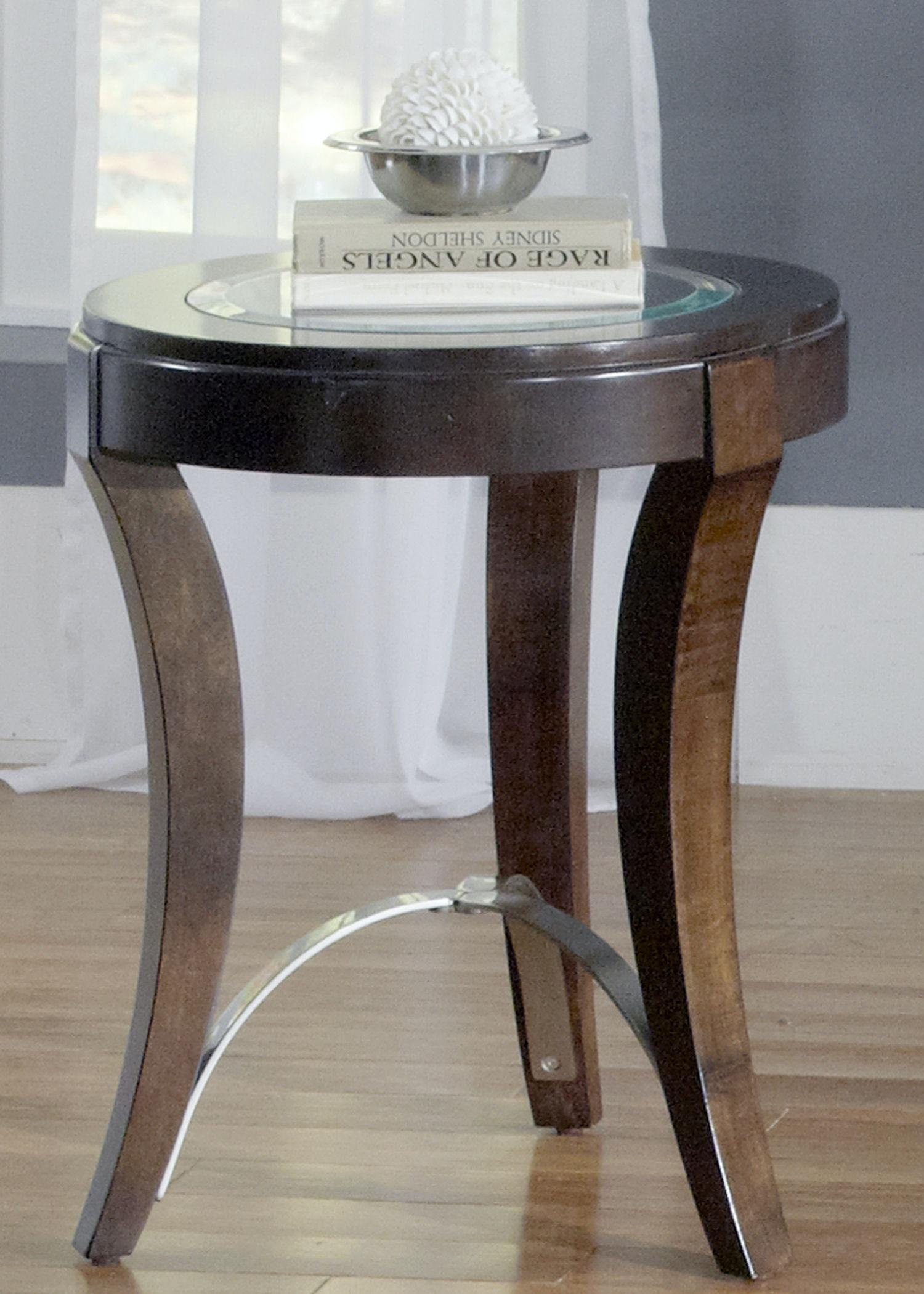 Liberty Furniture Living Room Chair Side Table 505 OT2021   FurnitureLand    Delmar, Delaware