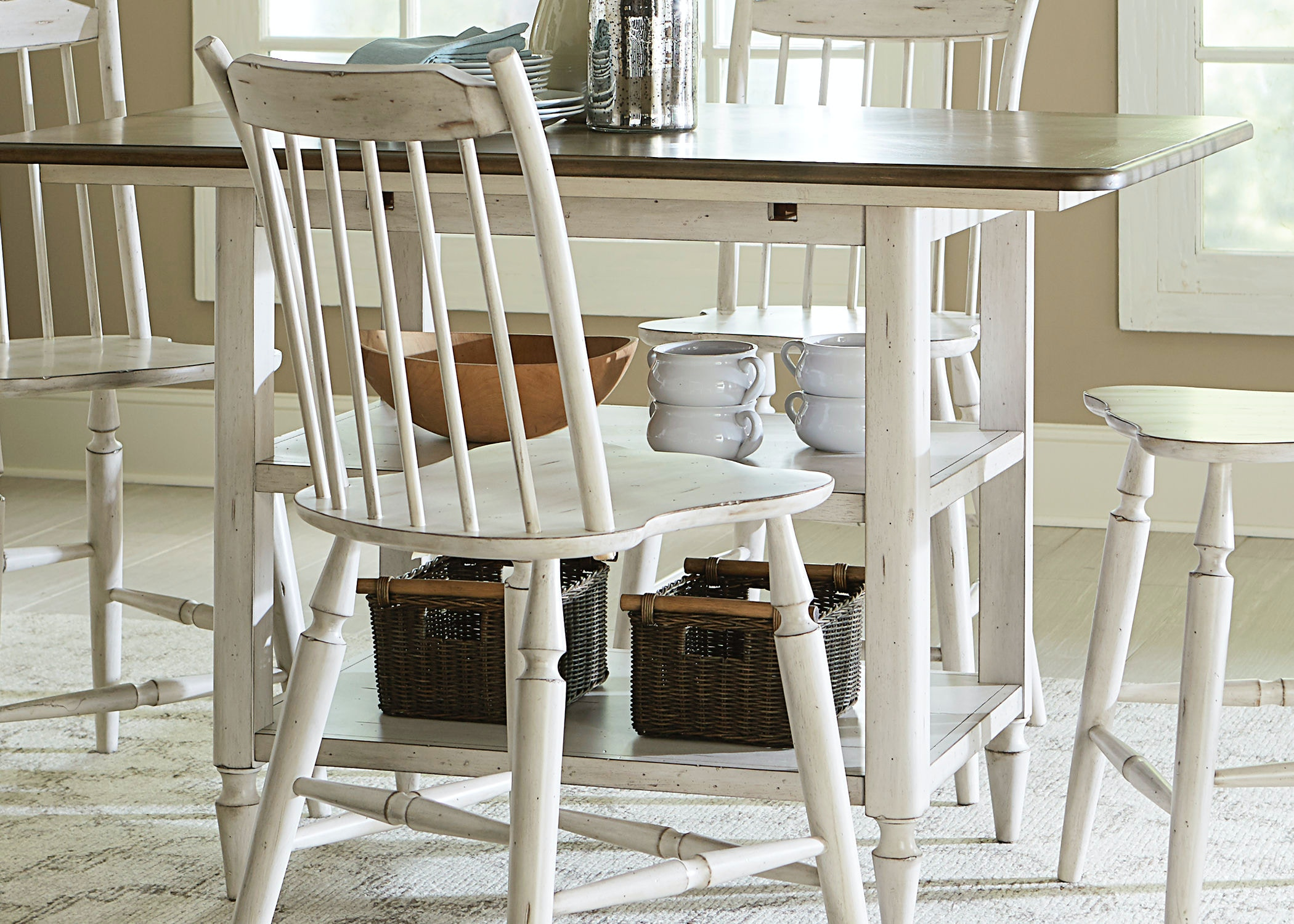 Delicieux Liberty Furniture Center Island Table 517 IT5454