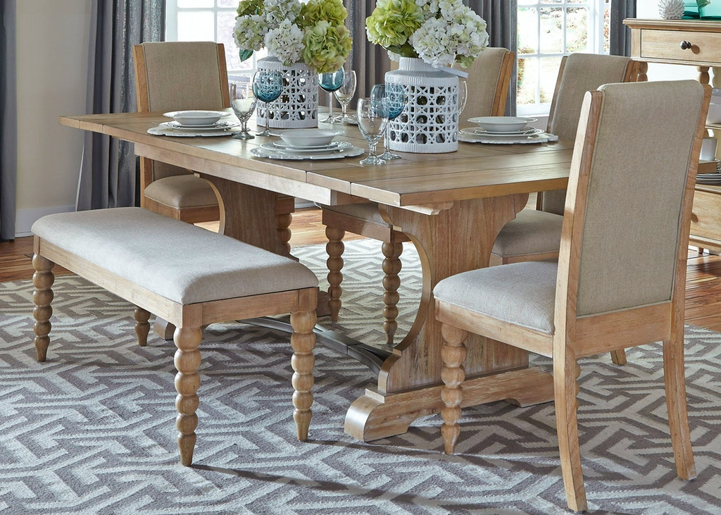 Liberty Furniture Dining Room Round Dining Table 531 T4254
