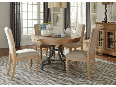 Liberty Furniture Round Dining Table 531-T4254