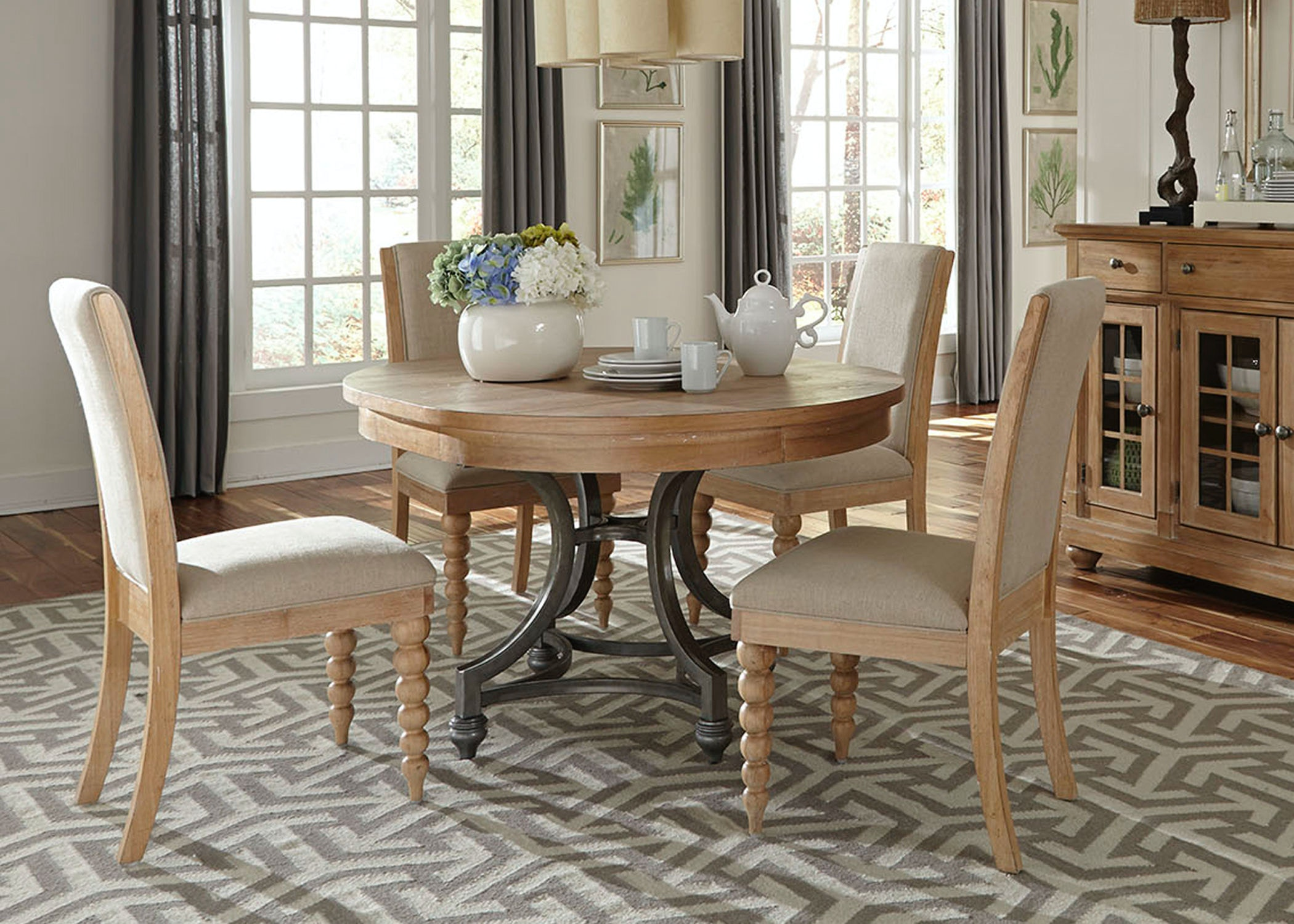 Liberty Furniture Round Dining Table 531 T4254