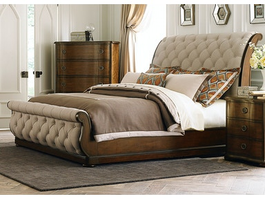 Liberty Furniture Queen Uph Sleigh Headboard 545BR21H